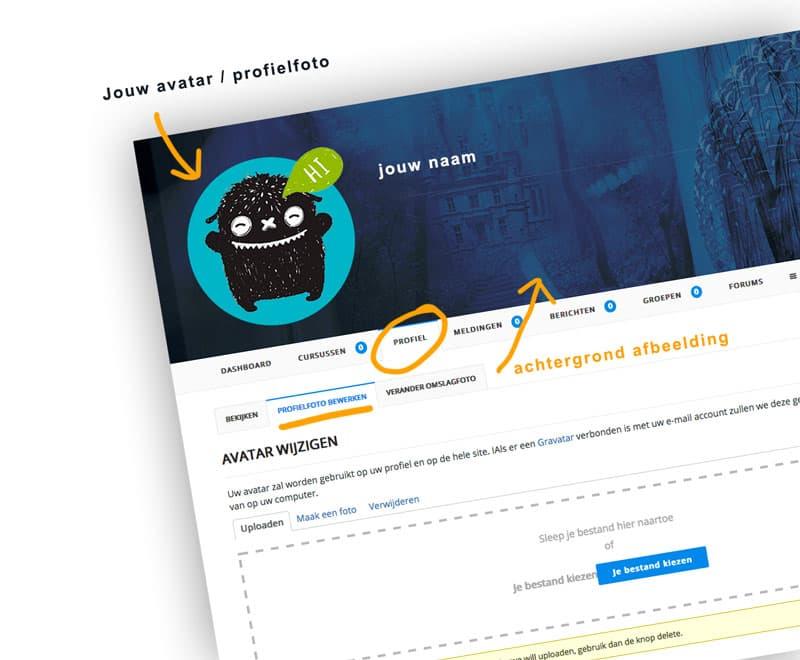 globecollege-info-wijzig-avatar