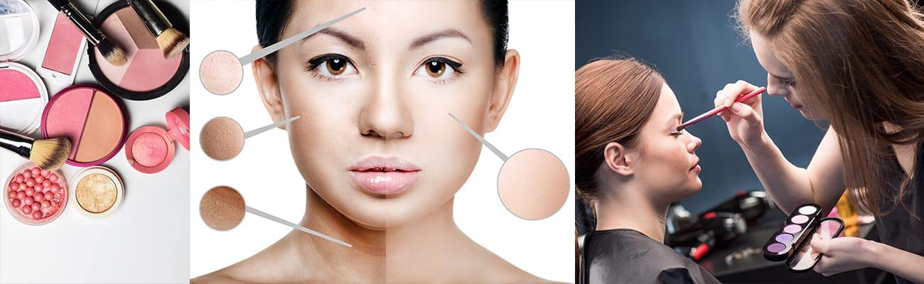 Visagie Make-up Huidverzorging